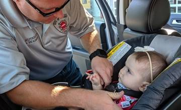 Child Safety Seat Event 7.18.20